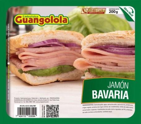 Jamón Bavaria