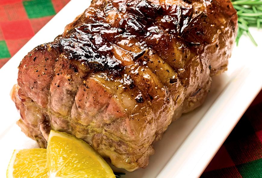 Lomo de Cerdo en Salsa Cítrica