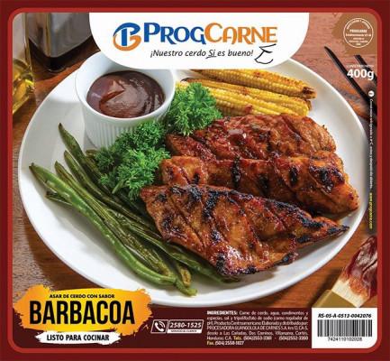 Carne de Cerdo Barbacoa para Asar