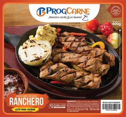 Carne de Cerdo Ranchero para Asar