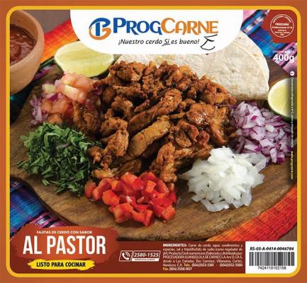 Fajitas Al Pastor