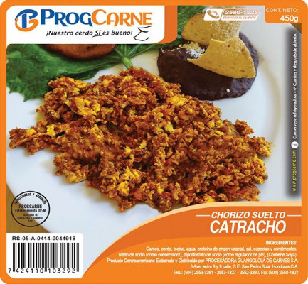 Chorizo Catracho Suelto