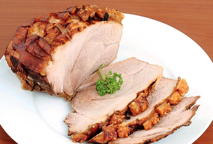 Filete de Cerdo al Mojo Cítrico
