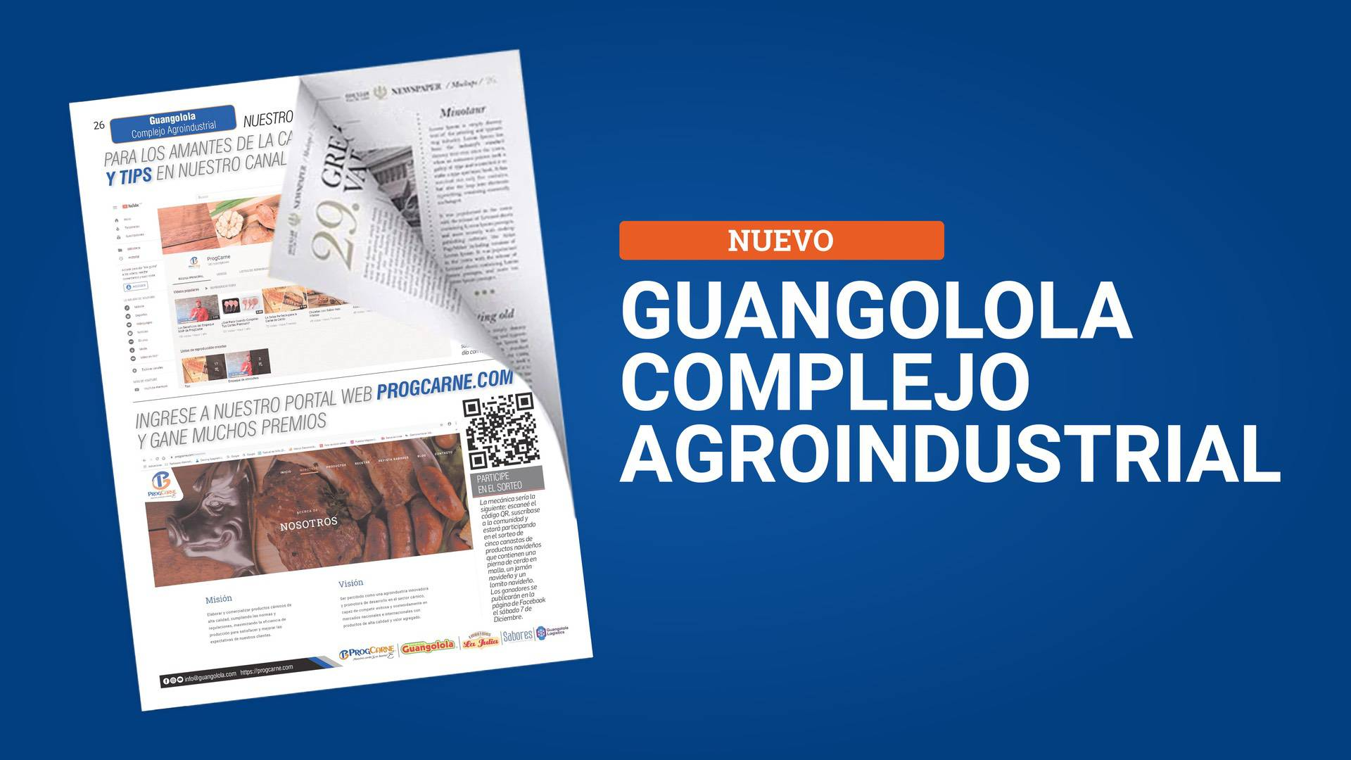 Nuevo Guangolola Complejo Agroindrustial