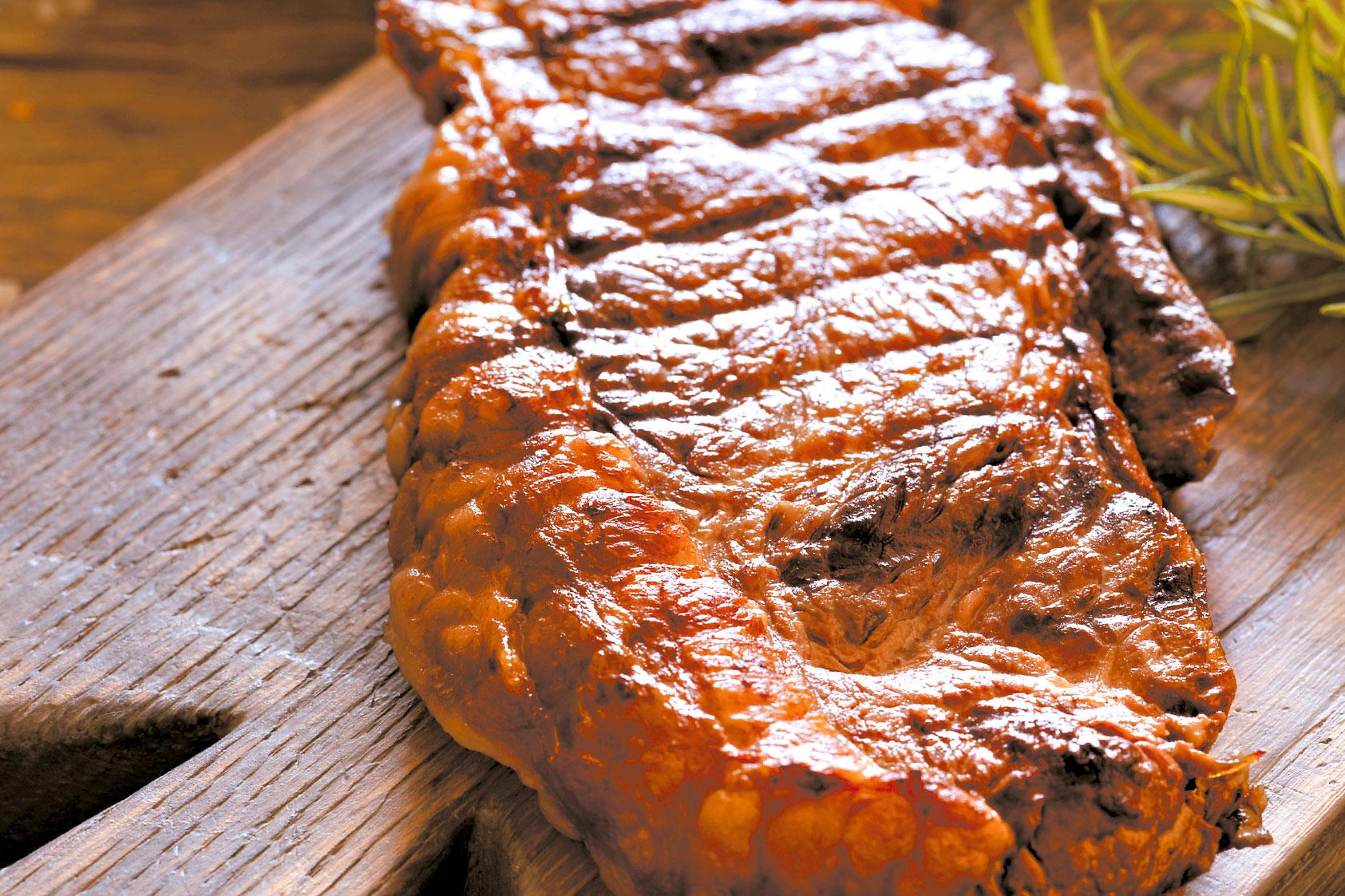 Carne de Res estilo Argentino